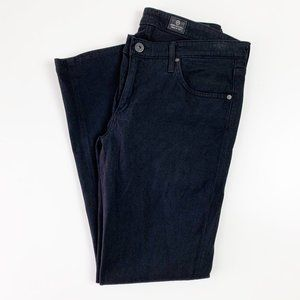 AG JEANS Adriano Goldschmied Stevie Ankle Sateen